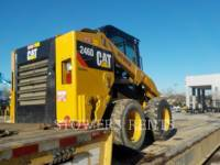 CATERPILLAR SKID STEER LOADERS 246D CAB equipment  photo 4