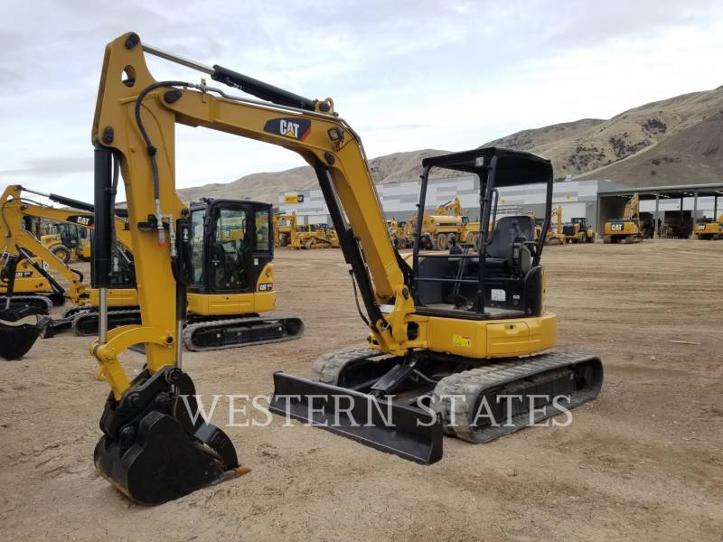 CATERPILLAR KETTEN-HYDRAULIKBAGGER 305 E2 CR equipment  photo 1