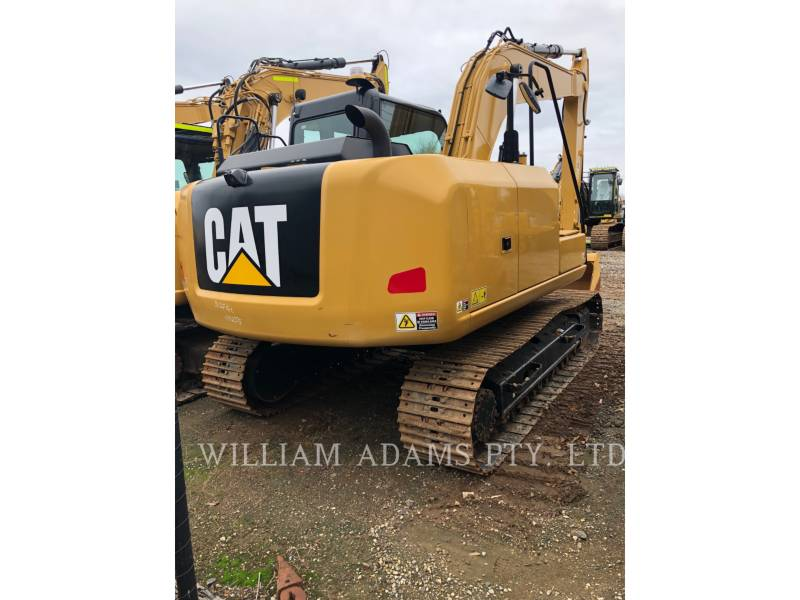 CATERPILLAR PELLES SUR CHAINES 312 equipment  photo 5