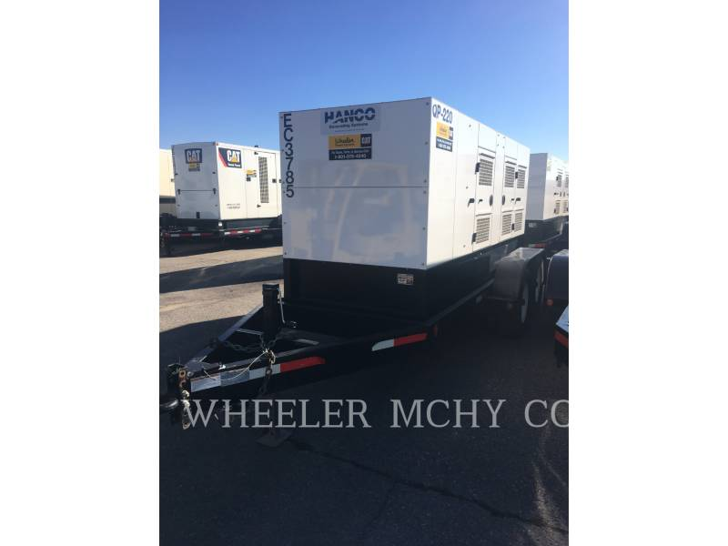 OTHER US MFGRS PORTABLE GENERATOR SETS (OBS) HANCO QP220 equipment  photo 3