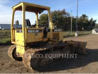 JOHN DEERE TRATORES DE ESTEIRAS 650G equipment  photo 4