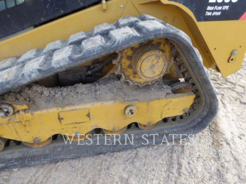 CATERPILLAR MULTI TERRAIN LOADERS 299C equipment  photo 6