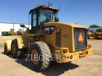 CATERPILLAR CHARGEURS SUR PNEUS MINES 938H equipment  photo 3