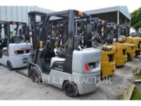 NISSAN FORKLIFTS FORKLIFTS CF50LP equipment  photo 3