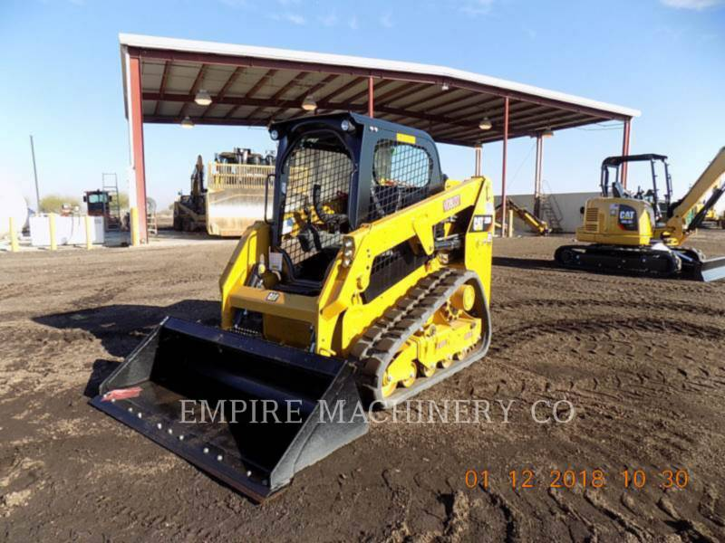 CATERPILLAR SKID STEER LOADERS 239D equipment  photo 4