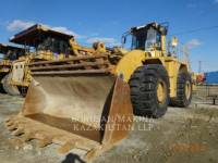 Equipment photo CATERPILLAR 990 CHARGEURS SUR PNEUS MINES 1