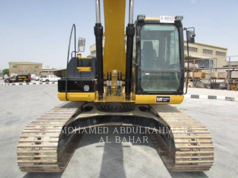 CATERPILLAR TRACK EXCAVATORS 320 D L equipment  photo 8