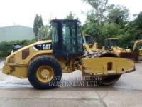 CATERPILLAR VIBRATORY SINGLE DRUM SMOOTH CS76 equipment  photo 3