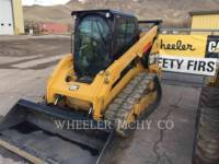 CATERPILLAR UNIWERSALNE ŁADOWARKI 289D C3-H2 equipment  photo 4