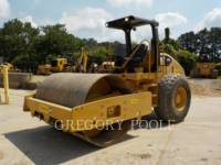 CATERPILLAR EINZELVIBRATIONSWALZE, GLATTBANDAGE CS-54 equipment  photo 1
