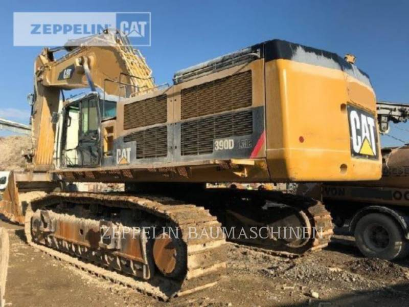 CATERPILLAR トラック油圧ショベル 390DL equipment  photo 1