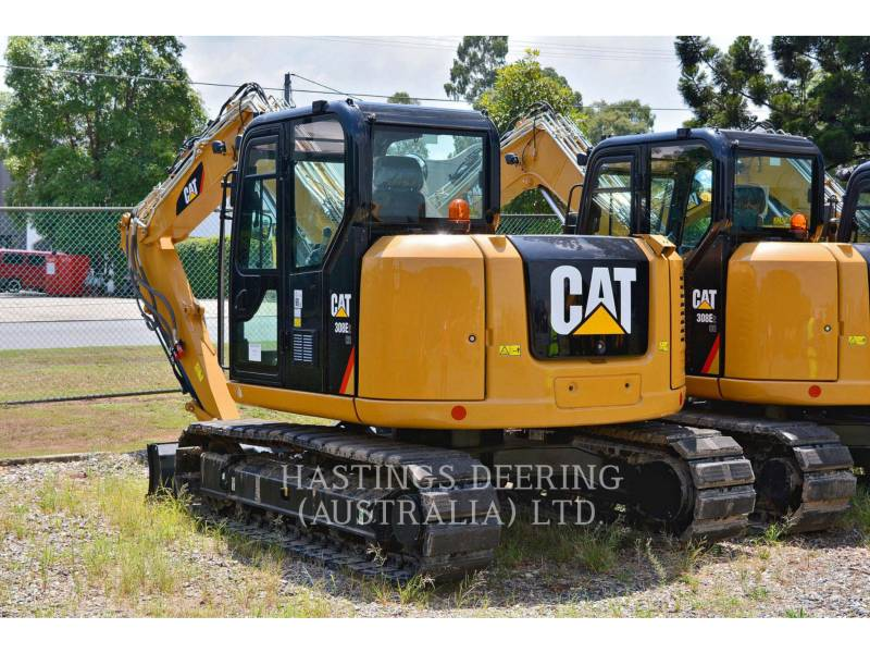 CATERPILLAR TRACK EXCAVATORS 308E2CR equipment  photo 5