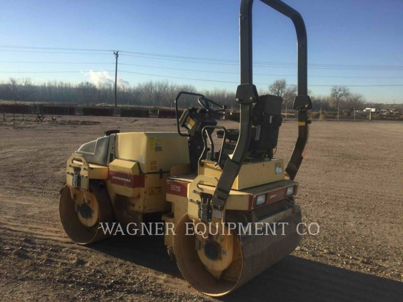 DYNAPAC COMPACTORS CC142 equipment  photo 4