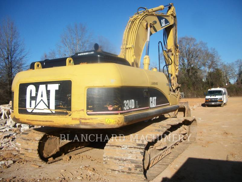 CATERPILLAR 履带式挖掘机 324DL equipment  photo 3