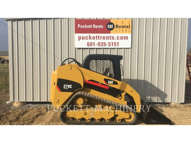 CATERPILLAR MULTI TERRAIN LOADERS 279 C equipment  photo 5