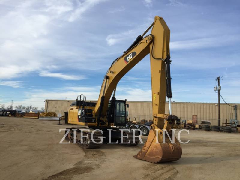 CATERPILLAR EXCAVADORAS DE CADENAS 349E equipment  photo 3