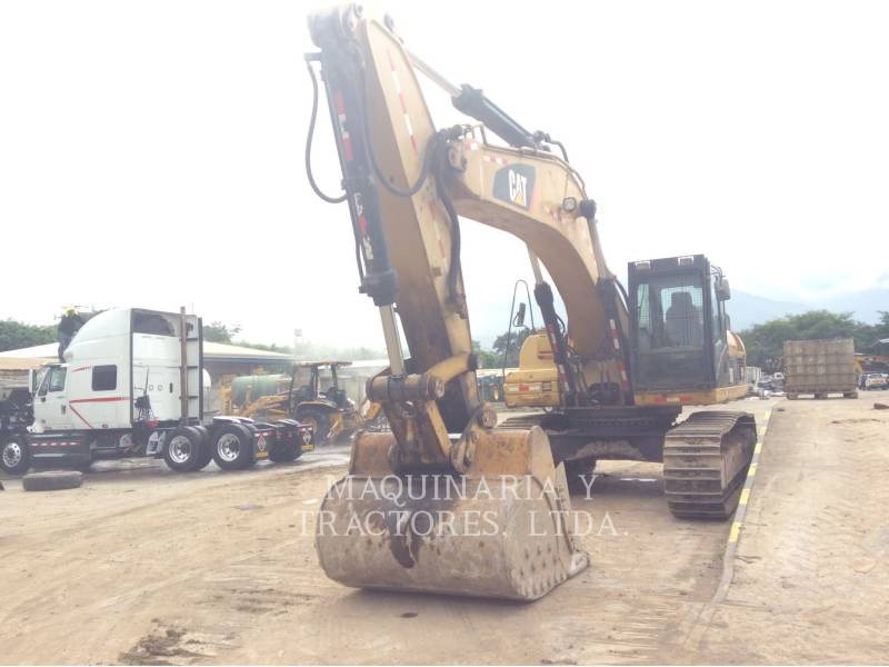 CATERPILLAR TRACK EXCAVATORS 336 D L ME equipment  photo 4