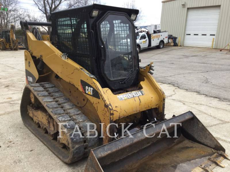CATERPILLAR CHARGEURS TOUT TERRAIN 259B3 C3 equipment  photo 1