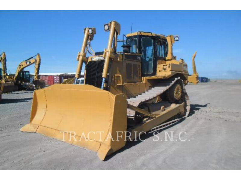 CATERPILLAR TRACTORES DE CADENAS D7RII equipment  photo 1