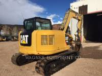 CATERPILLAR PELLES SUR CHAINES 308E2 THB equipment  photo 2