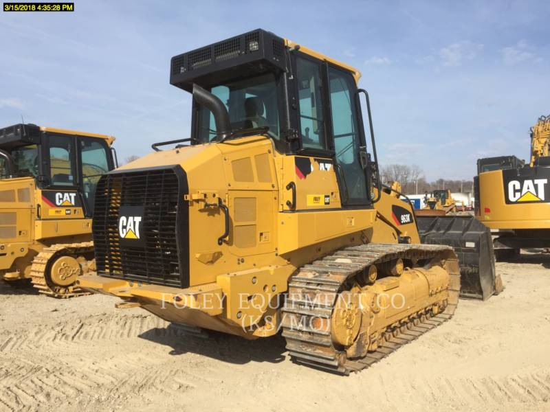 CATERPILLAR TRACK LOADERS 963K equipment  photo 2