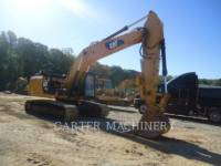 CATERPILLAR TRACK EXCAVATORS 329EL CFTS equipment  photo 3
