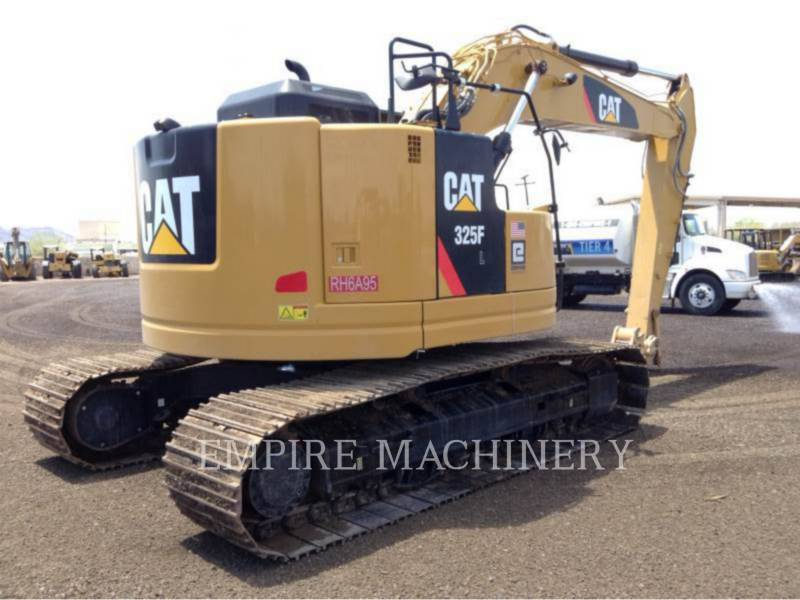 CATERPILLAR ESCAVATORI CINGOLATI 325FLCR equipment  photo 2