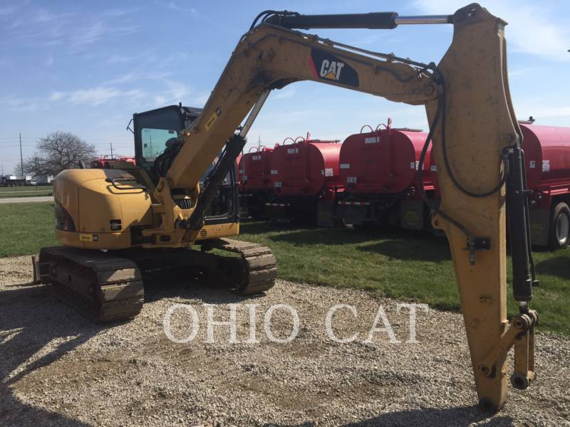 CATERPILLAR PELLES SUR CHAINES 308DCR SB equipment  photo 4