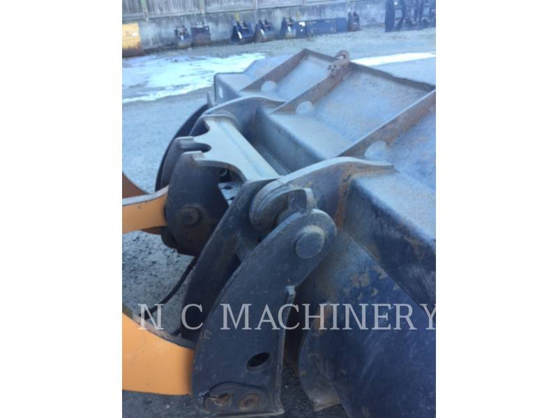 CASE WHEEL LOADERS/INTEGRATED TOOLCARRIERS 521E equipment  photo 6