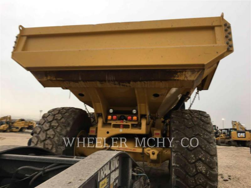 CATERPILLAR ARTICULATED TRUCKS 740B TG equipment  photo 8