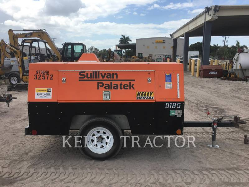 SULLIVAN COMPRESOR DE AIRE D185P DZ equipment  photo 2