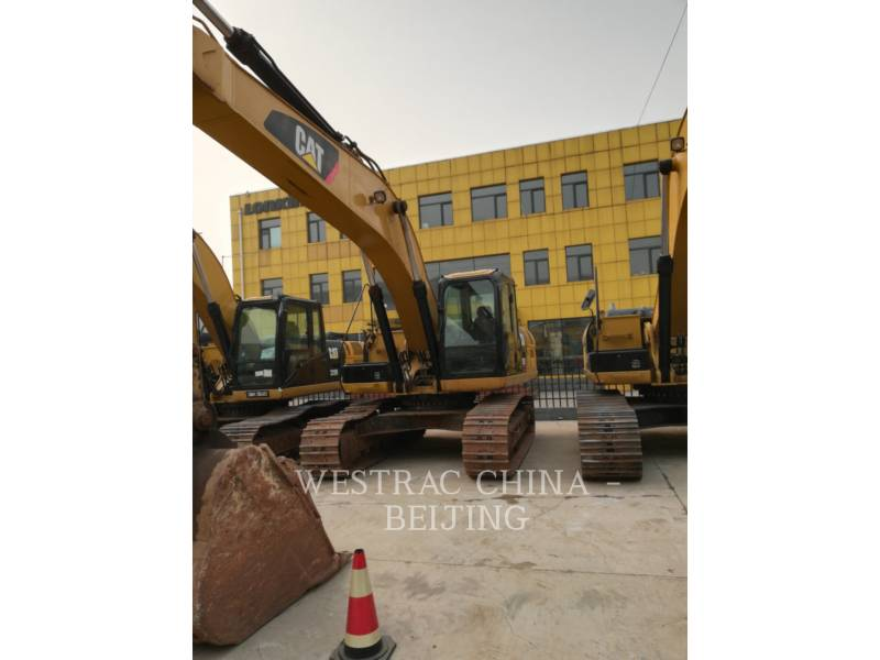CATERPILLAR TRACK EXCAVATORS 329D equipment  photo 4