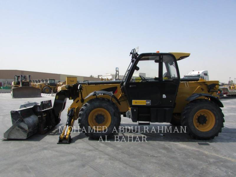 CATERPILLAR TELEHANDLER TH417CGCLRC equipment  photo 2