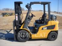 Equipment photo CATERPILLAR LIFT TRUCKS P5000_MC FORKLIFTS 1