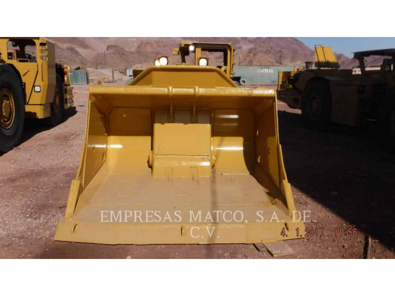 CATERPILLAR CARGADOR PARA MINERÍA SUBTERRÁNEA R1300G equipment  photo 5