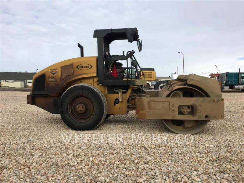 Caterpillar TAMBUR SIMPLU VIBRATOR PENTRU ASFALT CS54B C110 equipment  photo 7