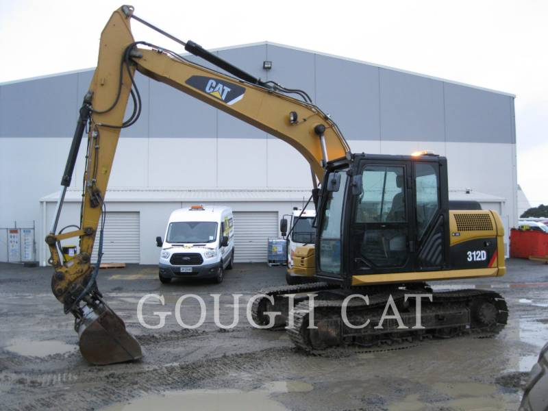 CATERPILLAR KETTEN-HYDRAULIKBAGGER 312D equipment  photo 1