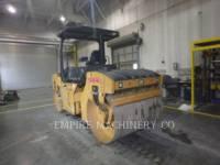 CATERPILLAR TANDEMOWY WALEC WIBRACYJNY DO ASFALTU (STAL-STAL) CB54B equipment  photo 3