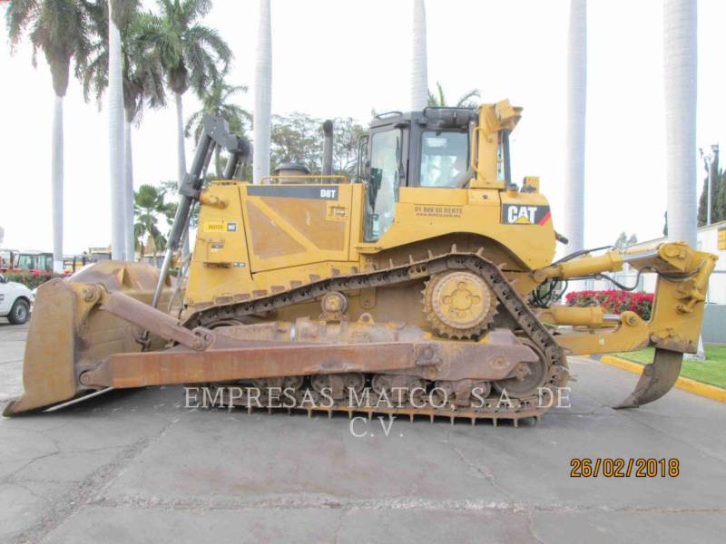 CATERPILLAR KETTENDOZER D 8 T equipment  photo 2