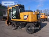 CATERPILLAR KOPARKI KOŁOWE M313D equipment  photo 3