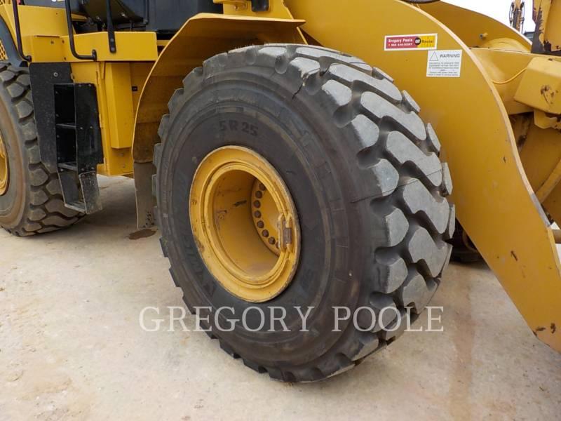 CATERPILLAR WIELLADERS/GEÏNTEGREERDE GEREEDSCHAPSDRAGERS 966K equipment  photo 23