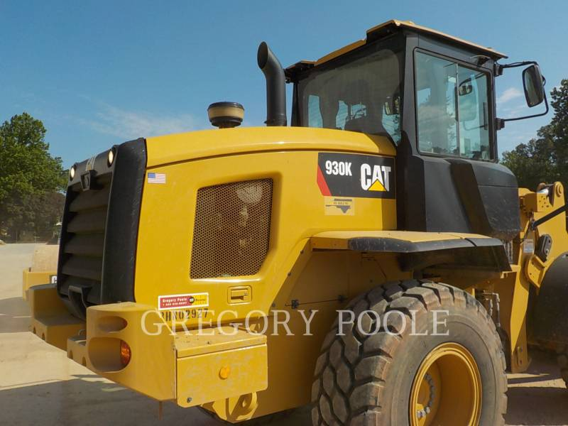 CATERPILLAR CARGADORES DE RUEDAS 930K equipment  photo 10