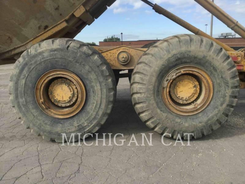 CATERPILLAR ARTICULATED TRUCKS D350E equipment  photo 16