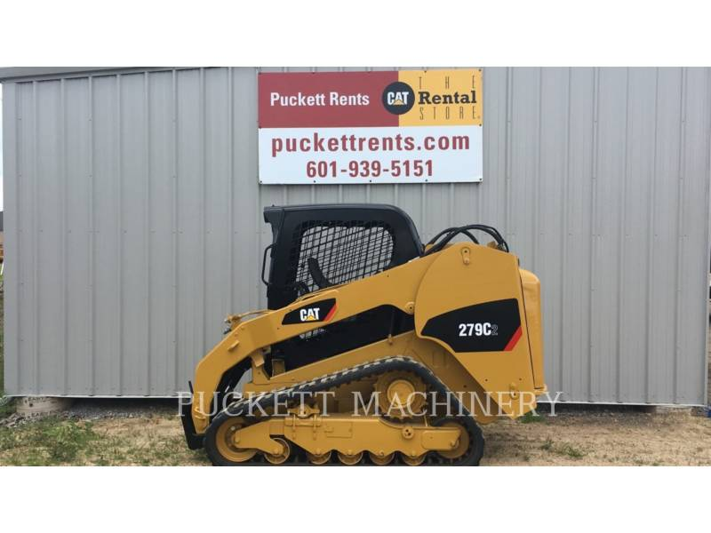 CATERPILLAR MULTI TERRAIN LOADERS 279 C SERIES 2 equipment  photo 1