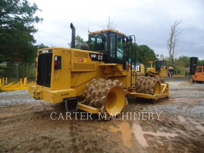 CATERPILLAR COMPACTEURS 815F2 AC equipment  photo 4