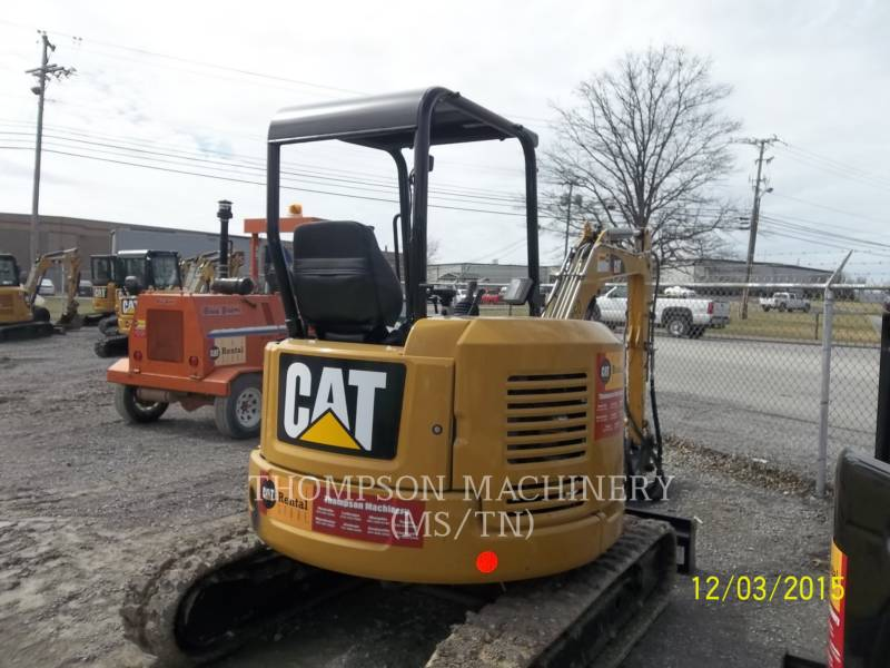 CATERPILLAR TRACK EXCAVATORS 303.5E2 equipment  photo 2