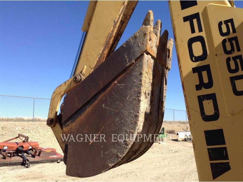 NEW HOLLAND LTD. BACKHOE LOADERS 555 equipment  photo 7