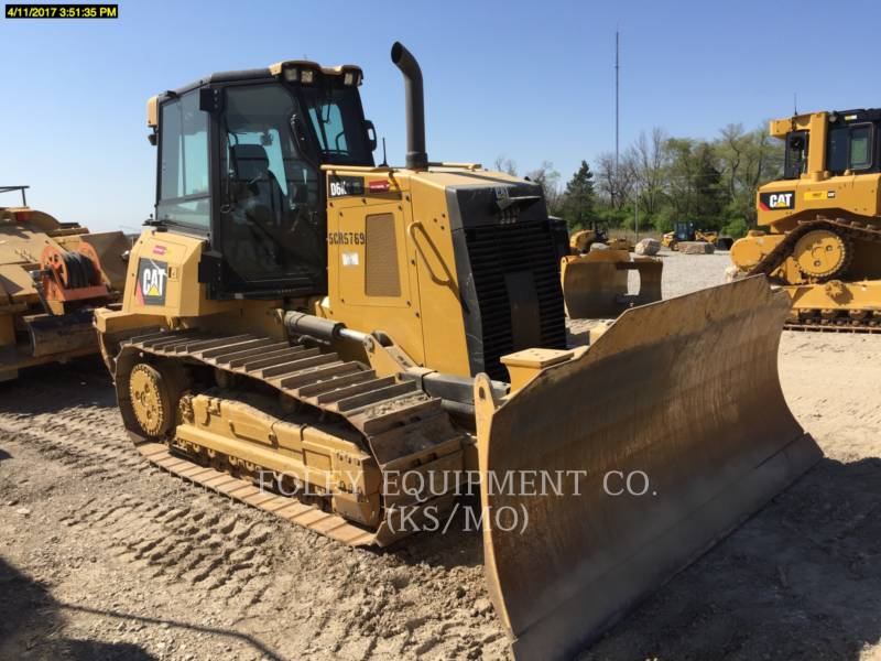 CATERPILLAR TRACTORES DE CADENAS D6K2XLA equipment  photo 1