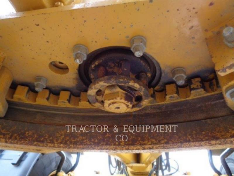 CATERPILLAR NIVELEUSES 160M2 AWD equipment  photo 15