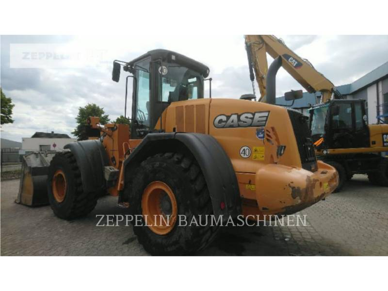 CASE WHEEL LOADERS/INTEGRATED TOOLCARRIERS 921F equipment  photo 4